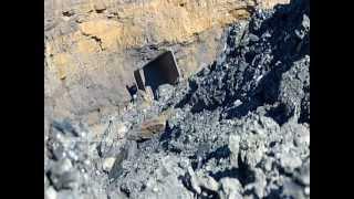 20120829 Mining Dump Truck Accident