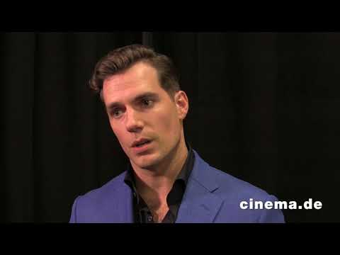 Mission Impossible - Fallout // Henry Cavill // Interview // CINEMA-Redaktion