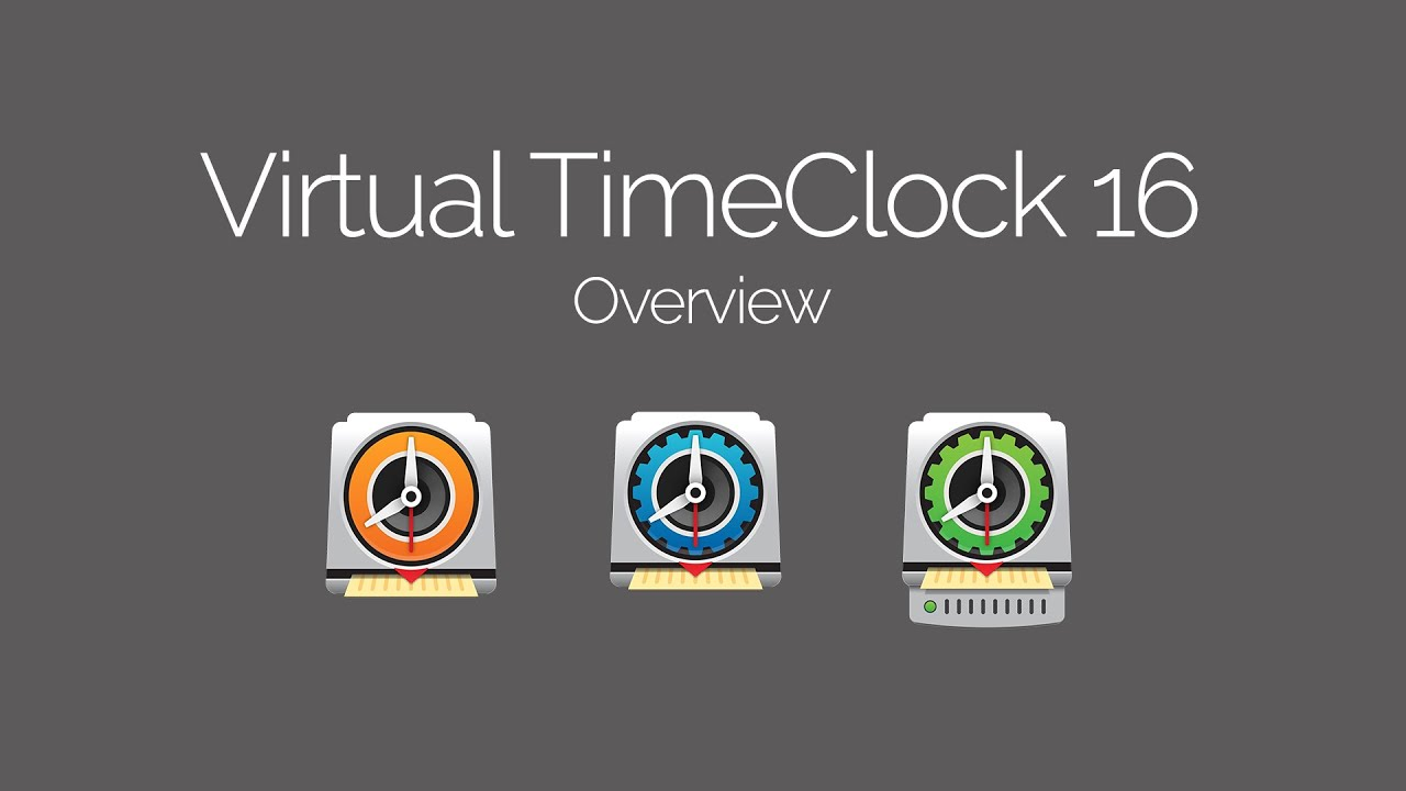 overview of virtual timeclock 16 redcort software