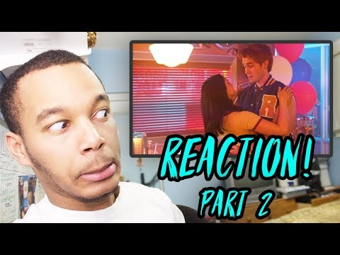 "Riverdale Season 2 Episode 2 ""Nighthawks"" REACTION! (Part 2)"