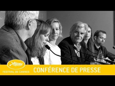 TONY ERDMANN - Conférence de Presse - VF - Cannes 2016