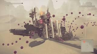 #3 ニーアオートマタ Cルート[9S]  NieR:Automata 同胞達の行方 鬼弾幕