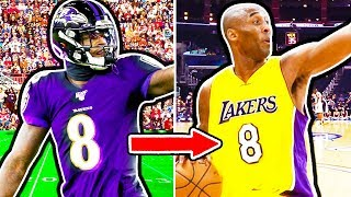 Stories Of NFL Jersey Numbers (Lamar Jackson, Patrick Mahomes, Russell Wilson)