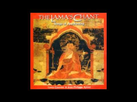 Lama Gyurme & Jean Philippe Rykiel   - The Lamas Chant