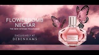 Perfume Flowerbomb Néctar Lançamento.