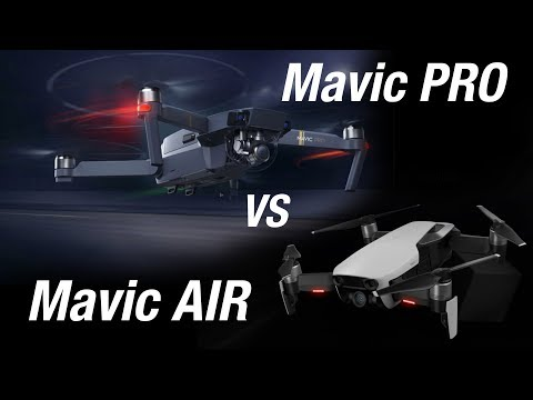 DJI Mavic Air vs Mavic Pro Range Test Comparison | Singapore
