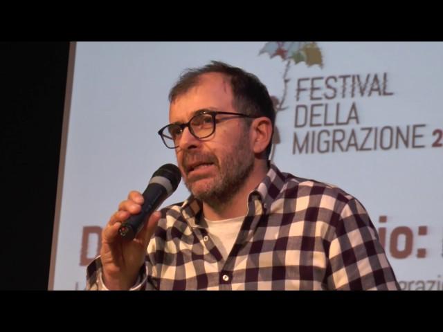 Festival della migrazione 2016 - intervista a Luigi Ottani