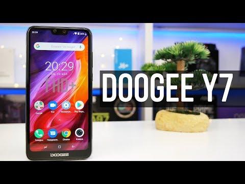 Огляд Doogee Y7 - Ультрабюджетник з FULL HD дисплеєм.