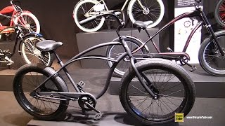 2016 Electra Cruiser Lux Fat Tire Bike - Walkaround - 2015 Eurobike