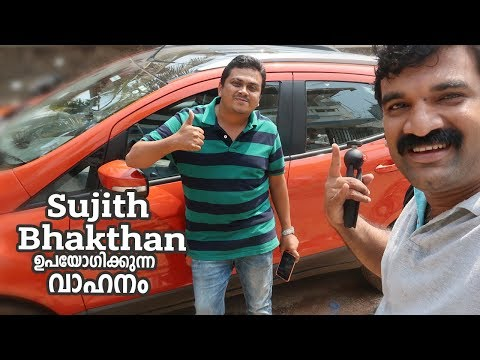 Tech Travel Eat By Sujith Bhakthan ഉപയോഗിക്കുന്ന വാഹനം | Ebadu Rahman | Vlog 1