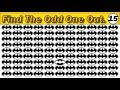 97% Fail Test Riddles for Kids | Find The Odd One Out Puzzles