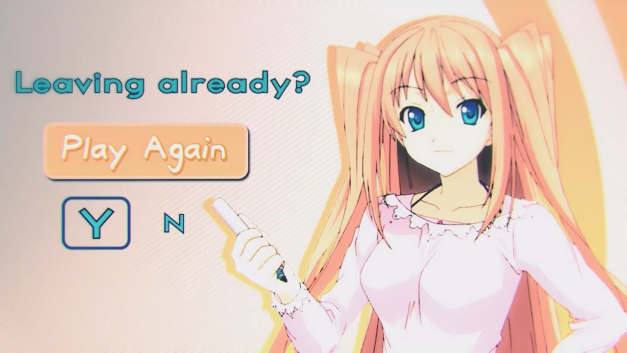 Online dating sim anime