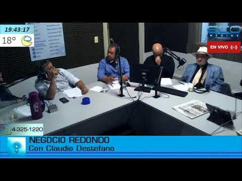 NEGOCIOS REDONDO con Claudio Destefano 22-4-2019