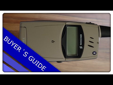 Ericsson T28S Unboxing FULL REVIEW & buyer´s guide - best retro phone ever!