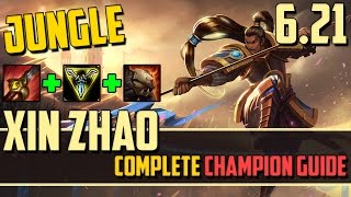 Xin Zhao: To Triumph! - League of Legends Champion Guide