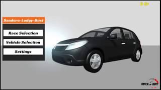Dacia racing?(Gameplay 2018)