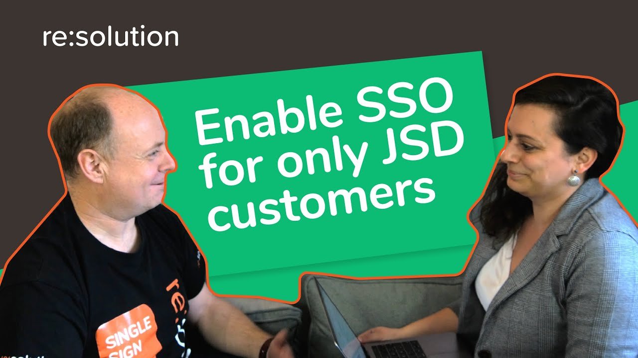 Can I enable Single Sign-On for only Jira Service Desk customers?