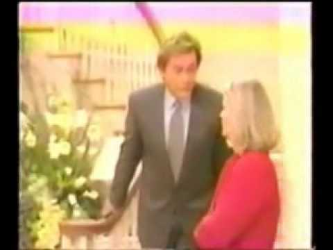 Bloopers from The Nanny: Lauren Lane and Daniel Davis