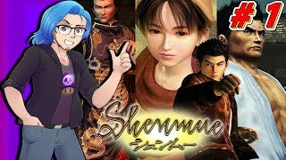SHENMUE: Inappropriate Senpai - Ep 1 - Shad0