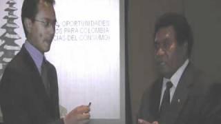 MICHAEL MENUFANDU - SEMANA ITERNAL ASIA