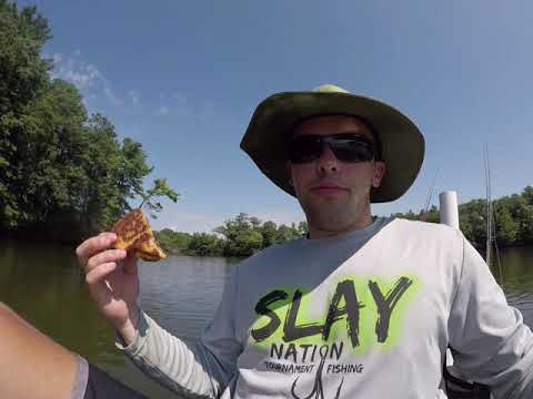 Lake Cochituate : 2nd PLACE Finish In SLAY NATION Tournament 9