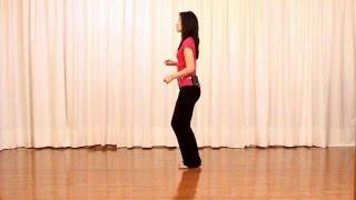 Teddy Bear's Picnic - Line Dance (Dance & Teach in English & 中文)