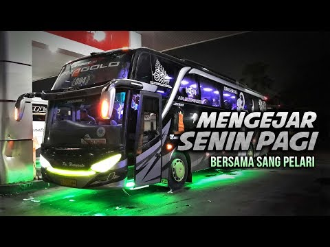 "LIGA MALAM SENIN, KEJAR TAYANG!! Trip by Po Haryanto HR 94 ""Pragolo"""