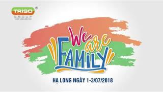 Triso group sôi động ngày hè 2018 tại Hạ Long