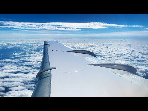 Airplane White Noise For Sleeping Or Studying 10 Hours