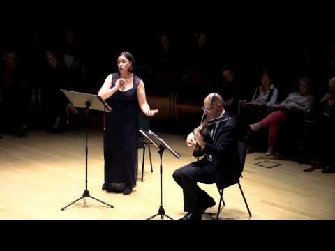 Roberta Invernizzi - Franco Pavan - La Bella piu bella - Musica e luoghi nel tempo di Caravaggio