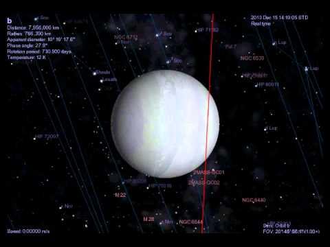 HD 106906 b In Celestia
