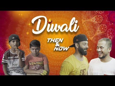 BYN : Diwali Then & Now Feat. Baccha Mat Bolna