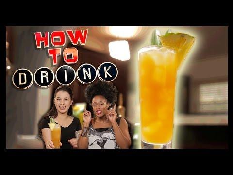 HOW TO MAKE A POINT BREAK TIKI COCKTAIL!