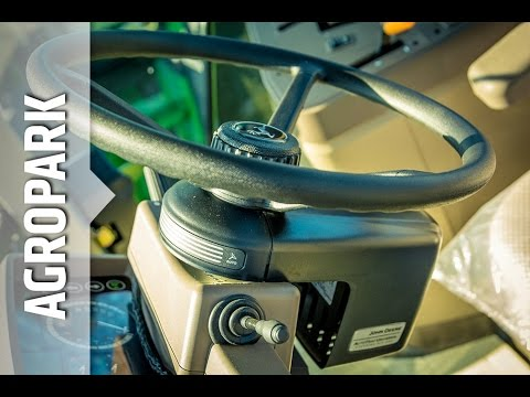 New Holland Auto >> John Deere AutoTrac Universal - YouTube