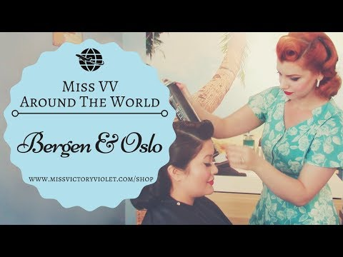 Bergen & Oslo | May 17' | Miss VV Around The World