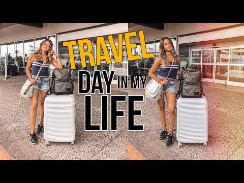 TRAVEL DAY IN MY LIFE (vlog style): on my way to Fiji