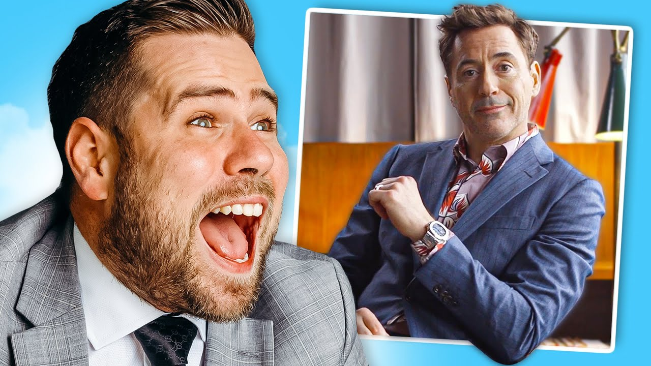 Watch Expert Reacts: Robert Downey Jr's Watch Collection