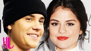 Justin Bieber & Selena Gomez Share Public Kiss -- VIDEO