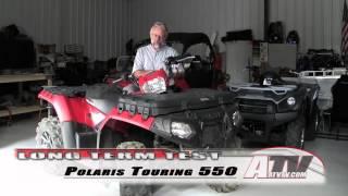 ATV Television - 2012 Polaris Sportsman Touring 550 XP Long Term Test