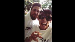 Capital Bra Lacht 3 Minuten sein Freund Aus 😂| Lachflash