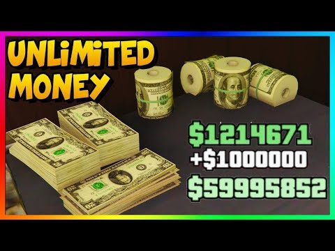 INSANE SOLO UNLIMITED MONEY Method In GTA...