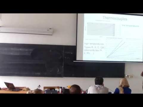 Measurement in Engineering - winter 14/15 - lecture 04