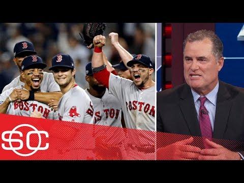 John Farrell previews Boston Red Sox vs Houston Astros ALCS | SportsCenter