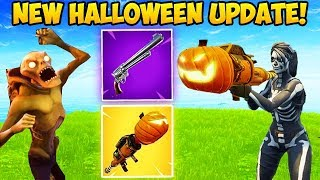 NEW HALLOWEEN UPDATE IS *INSANE!* - Fortnite Funny Fails and WTF Moments! #362