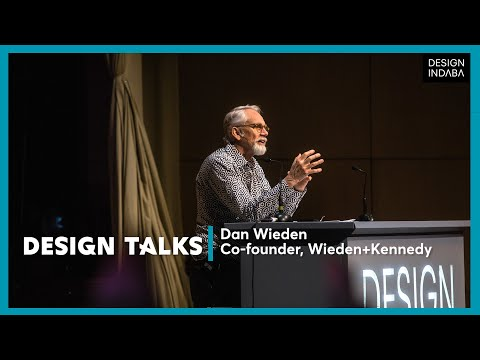 Dan Wieden on why Wieden+Kennedy will never sell out