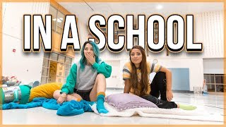 Download Overnight Challenge in a School *Kicked Out* Mp3 and Videos