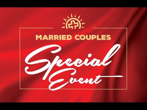 Married Couples Special Event Teaching