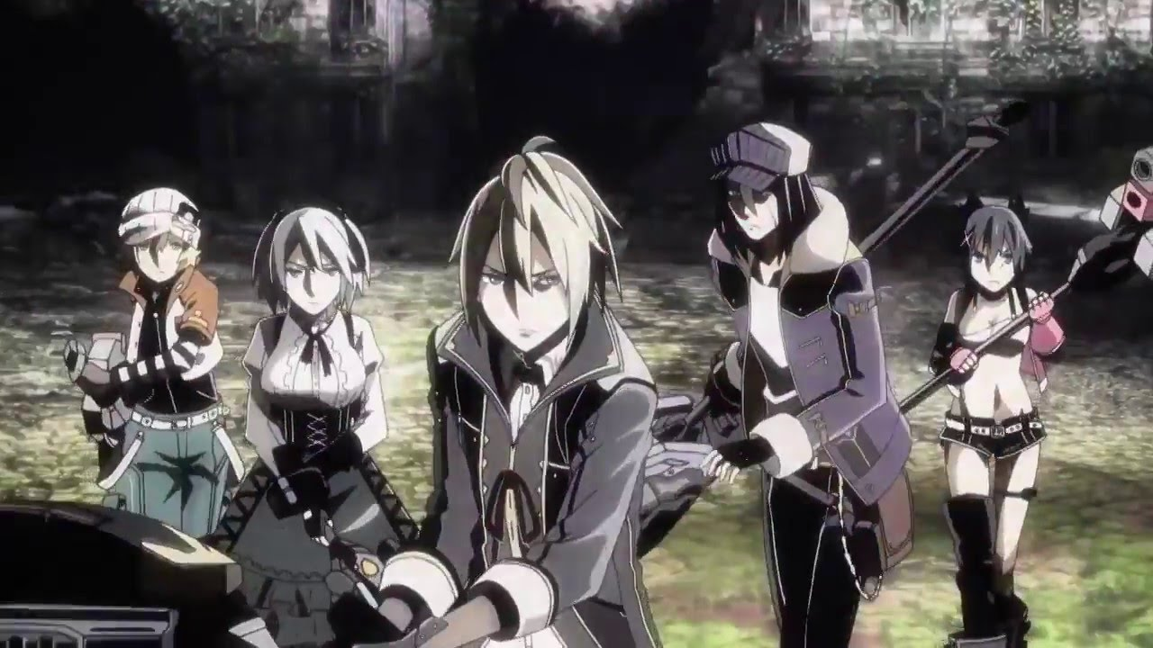 Image result for god eater 2 anime