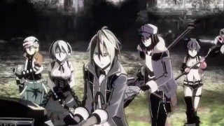 God Eater 2 & Rage Burst Animated Opening - [F.A.T.E.] (Full version)