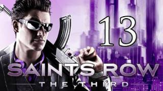 Saints Row 3 the Third Walkthrough - Part 13 Plastic Surgery & Trafficking Let